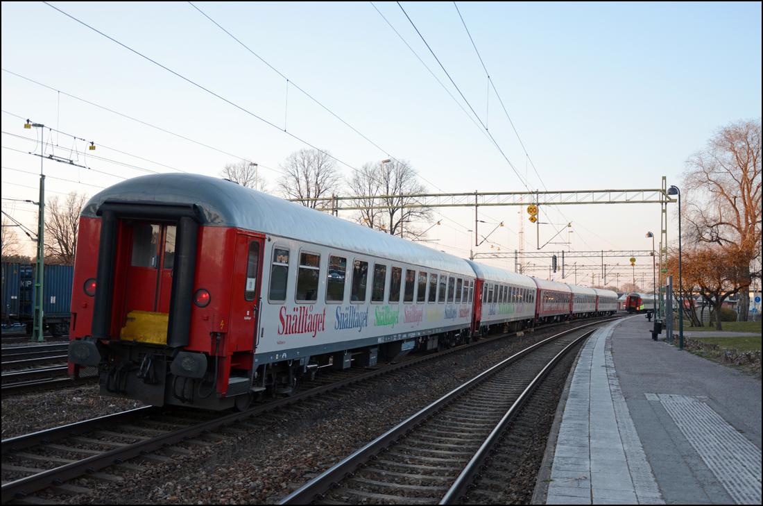 tåg från mjölby till stockholm